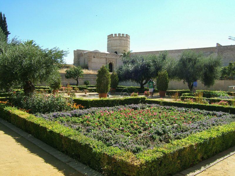 Алькасар в Хересе (Alcázar de Jerez de la Frontera)