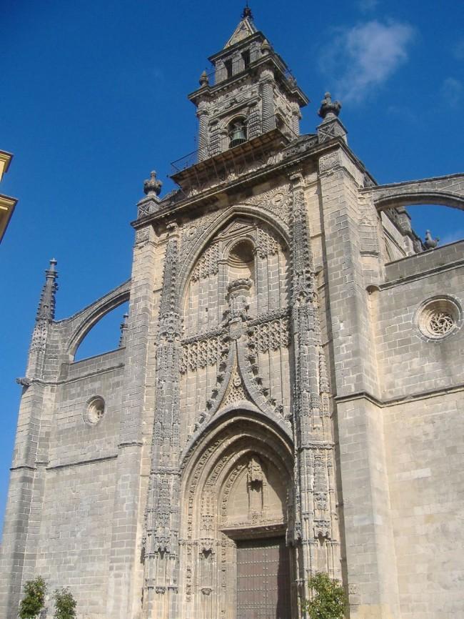 Фасад церкви святого Иакова