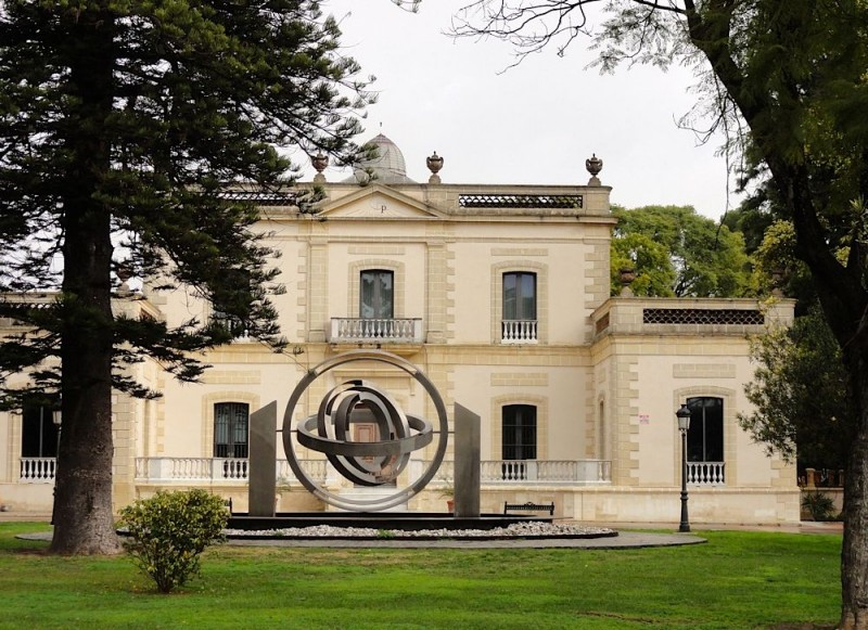 Дворец времени (Palacio del Tiempo)