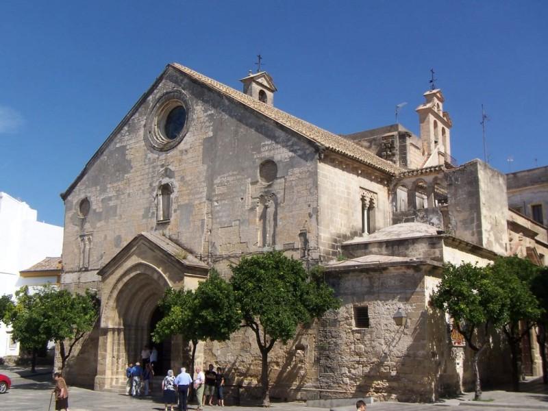 Церковь святого Дионисия (Iglesia de San Dionisio)
