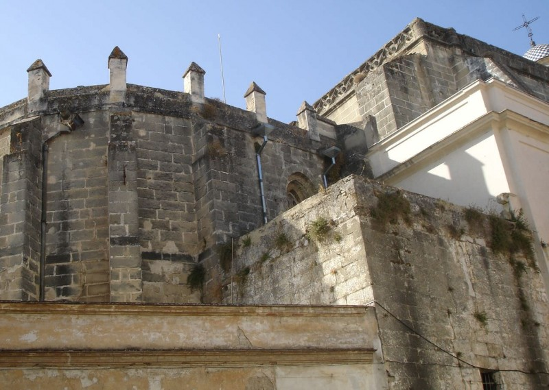 Церковь святого Иоанна Кабальерос (Iglesia de San Juan de Caballeros)
