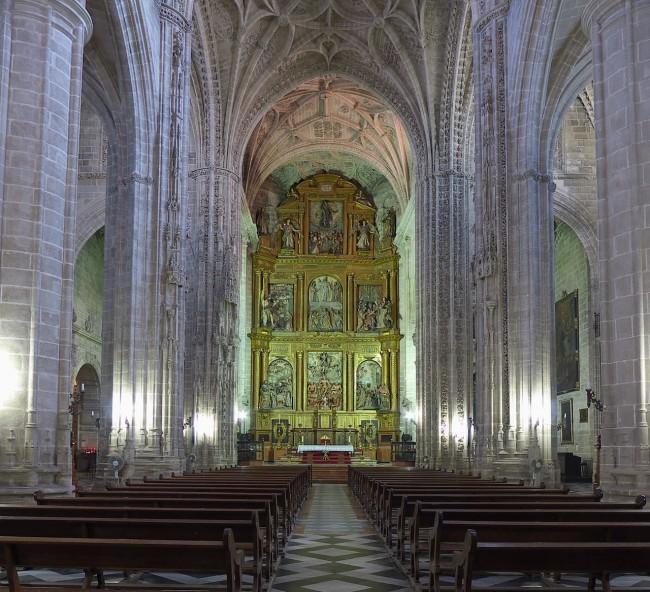 Интерьер Церкви святого архангела Михаила