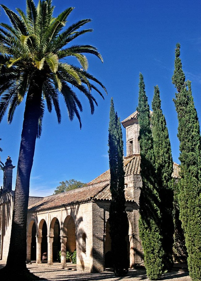 Церковь Санта Мария ла Реал