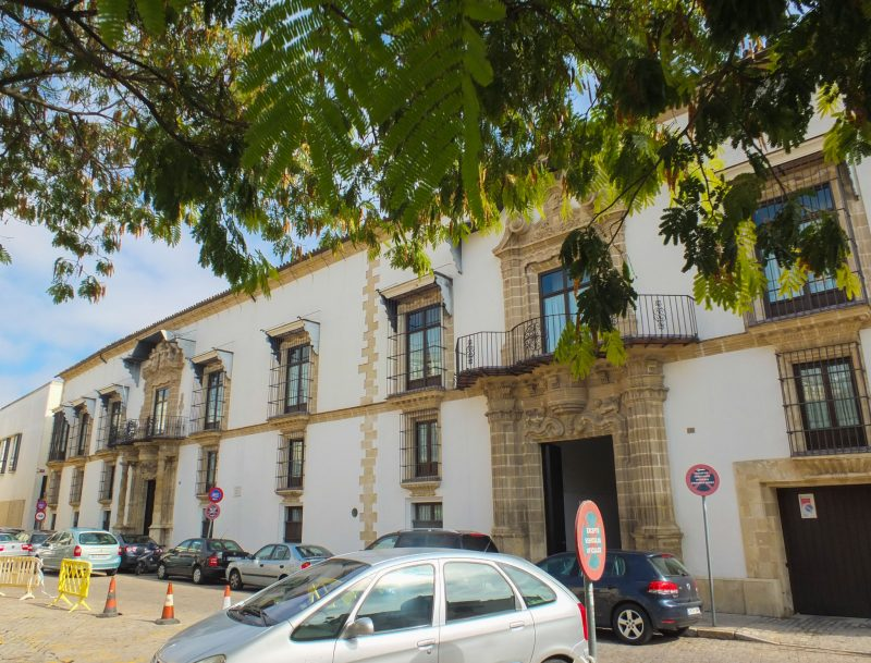 Дворец Бертемати (Palacio de Bertemati)