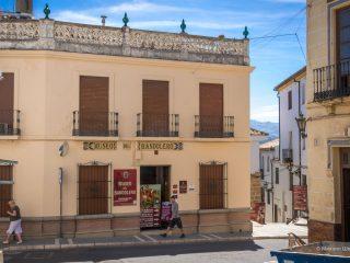 Музей бандольеро — уникальная эскпозиция, посвященная андалузским разбойникам