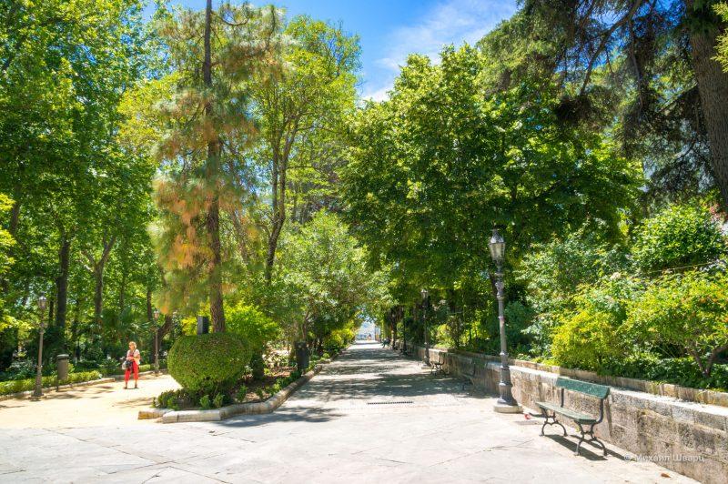 Аламеда дель Тахо (Alameda del Tajo)
