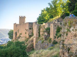 Мусульманские крепостные сооружения