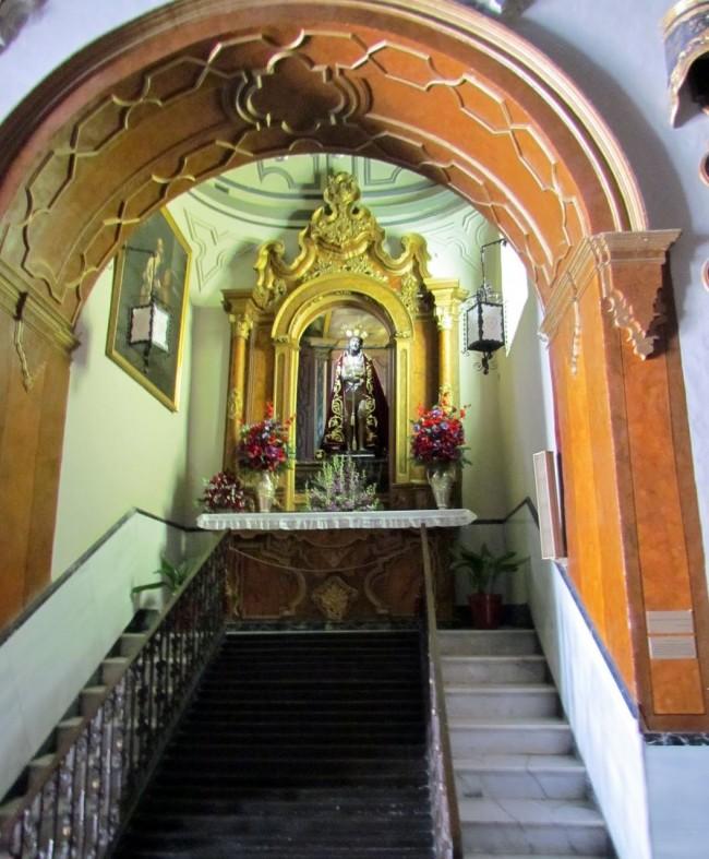 Церковь Девы де ла Пас (Iglesia de Virgen de la Paz)
