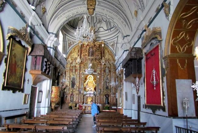 Храм Богоматери Мира (Santuario de la Virgen de la Paz)