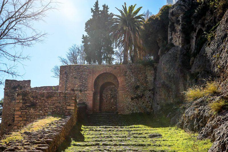 Ворота Сихара (puertas de la Cijara)