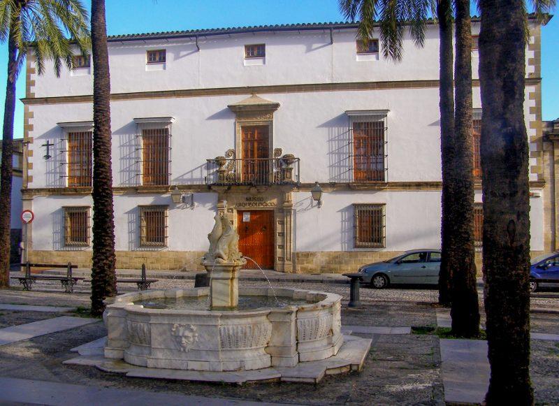 Археологический музей Хереса (Museo Arqueológico de Jerez)