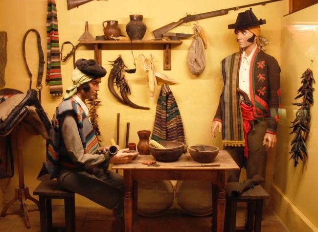Музей бандольеро (Museo del Bandolero)