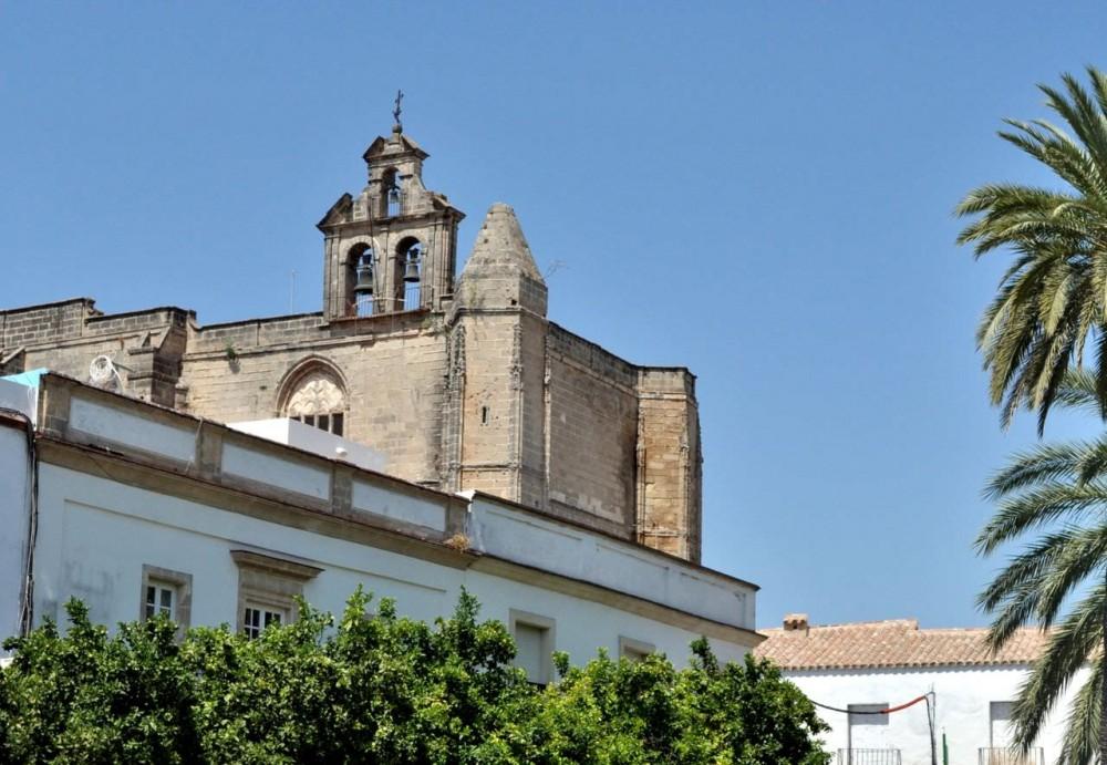 Церковь святого Матфея от Рыночной площади
