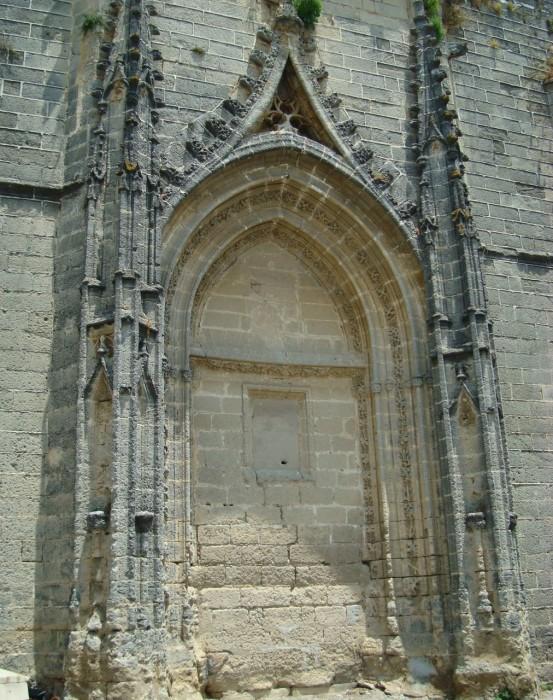 Портал, замурованный после лиссабонского землетрясения