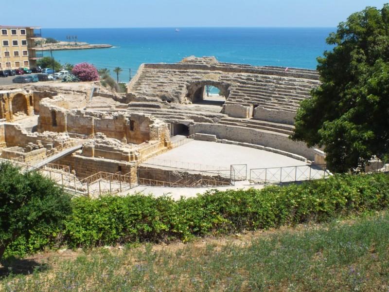 Римский амфитеатр Таррагона