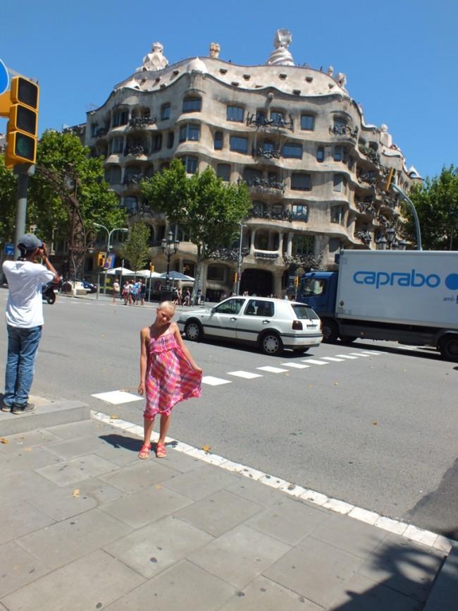 Дом в стиле Гауди Барселона