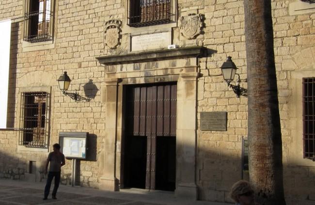 Дворец Вильярдомпардо (Palacio de Villardompardo)