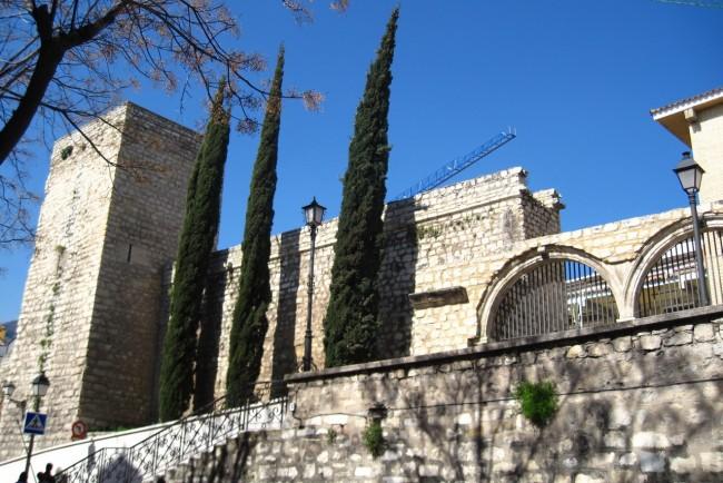 Городские стены Хаэна (murallas de Jaén)