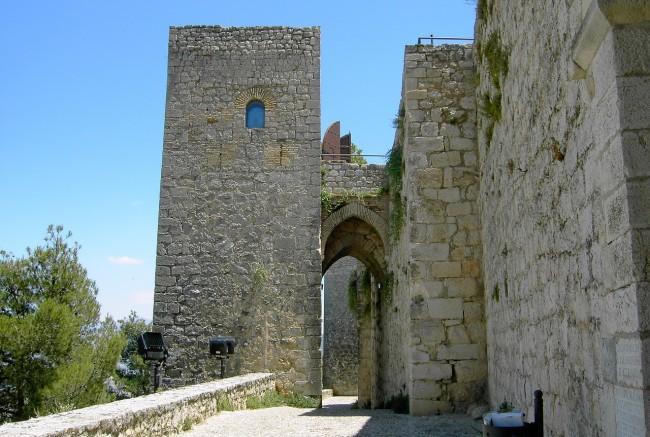 Замок Санта-Каталины (Castillo de Santa Catalina
