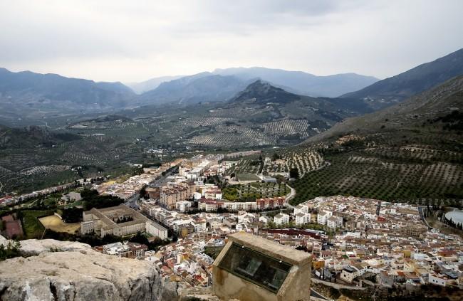 Замок Санта-Каталины (Castillo de Santa Catalina)