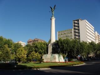Площадь битв и Памятник павшим в битвах при Хаэне