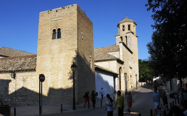 Церковь святой Марии Магдалины (Iglesia de Santa María Magdalena)