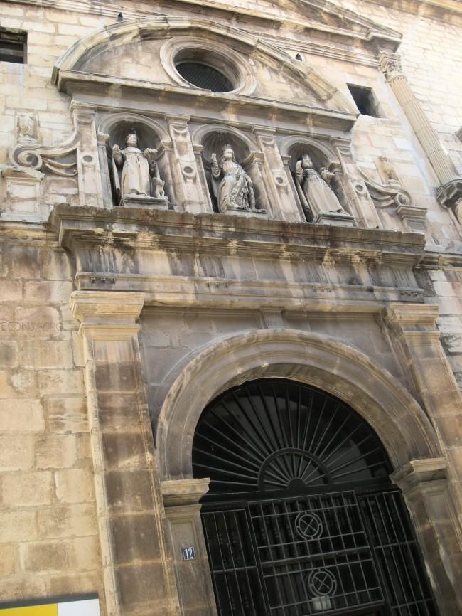 Королевский доминиканский монастырь (Real Convento de Santo Domingo)
