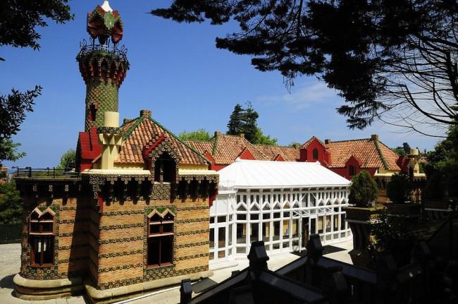 Эль Каприччо (Capricho de Gaudí)