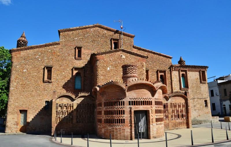 Колония Гуэль (Colónia Güell)