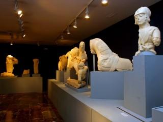 Музей провинции.  Эволюция развития культуры и искусств на территории провинции Хаэн