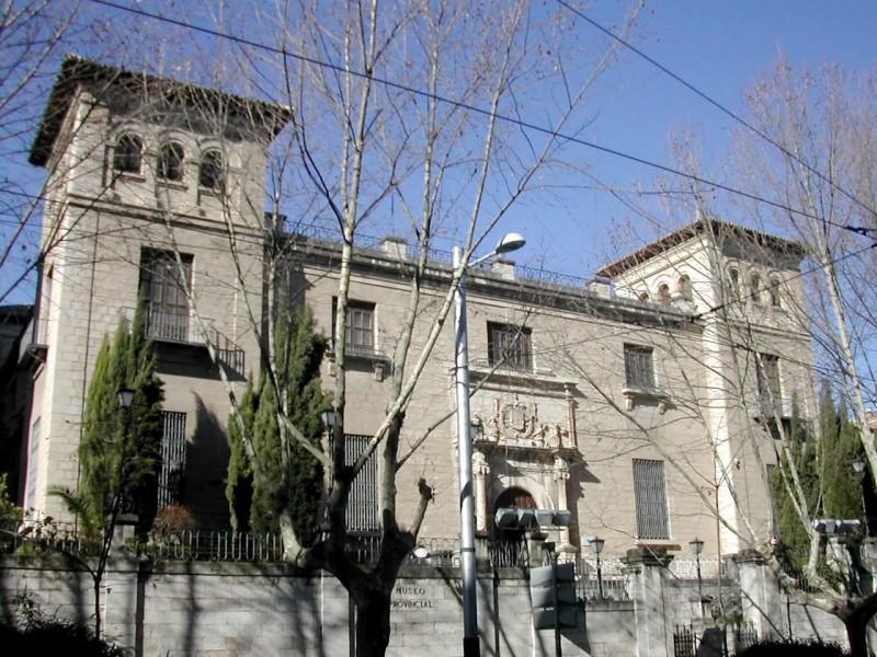Здание Музея Хаэн (Museo de Jaén)