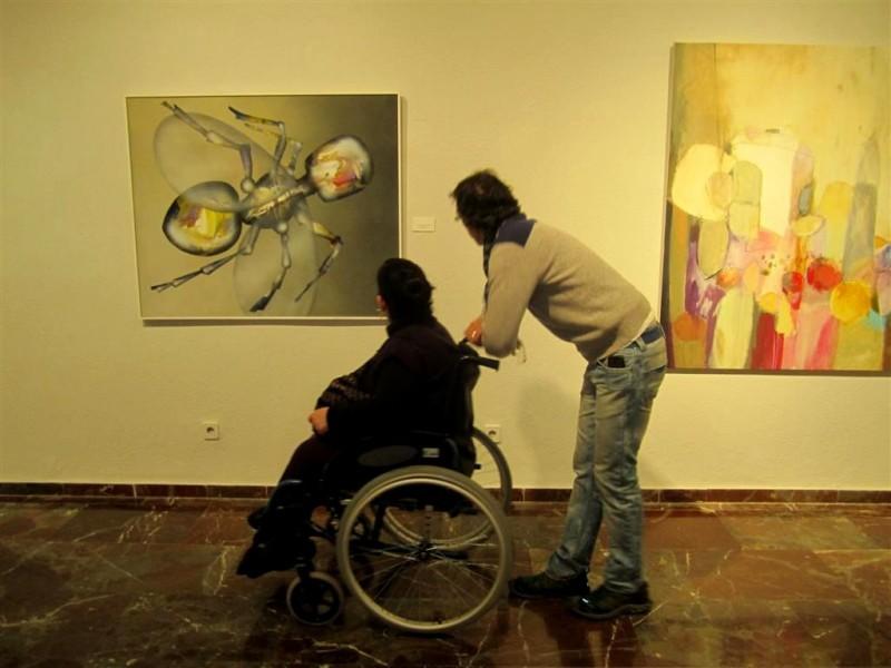 В залах Музея Хаэн
