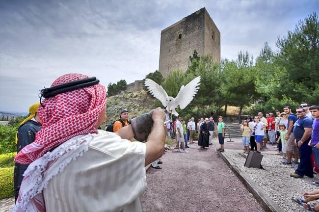 Замок Лорка (Castillo de Lorca)