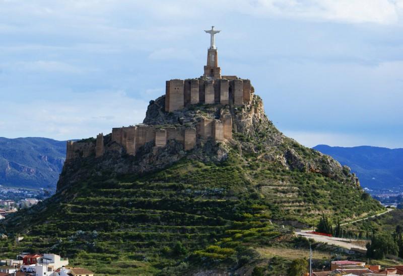 Крепость Monteagudo, Мурсия