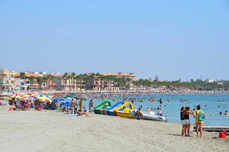Пляжи Мурсии