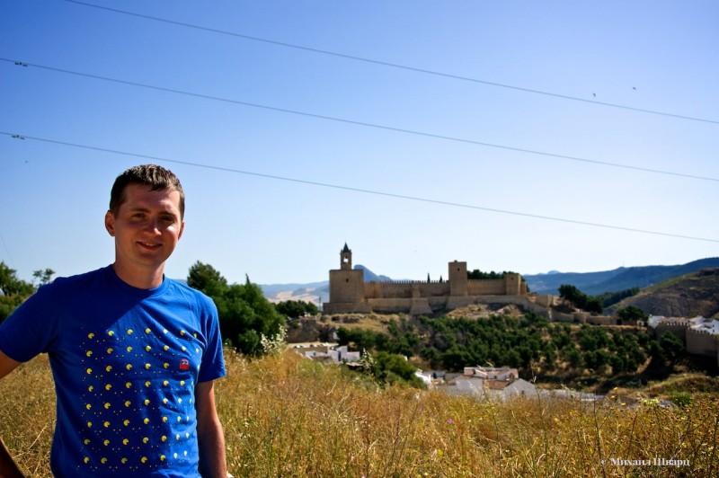 Alcazaba в Антекере