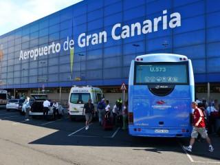 Аэропорт Гран-Канария