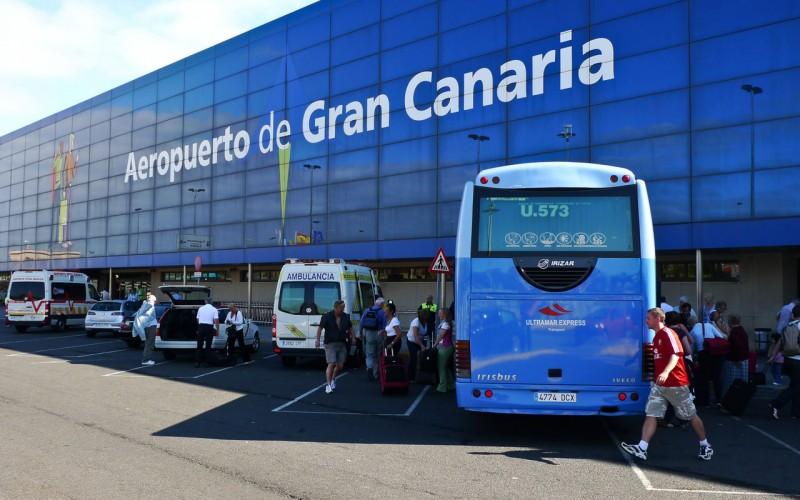 Аэропорт на острове Гран Канария