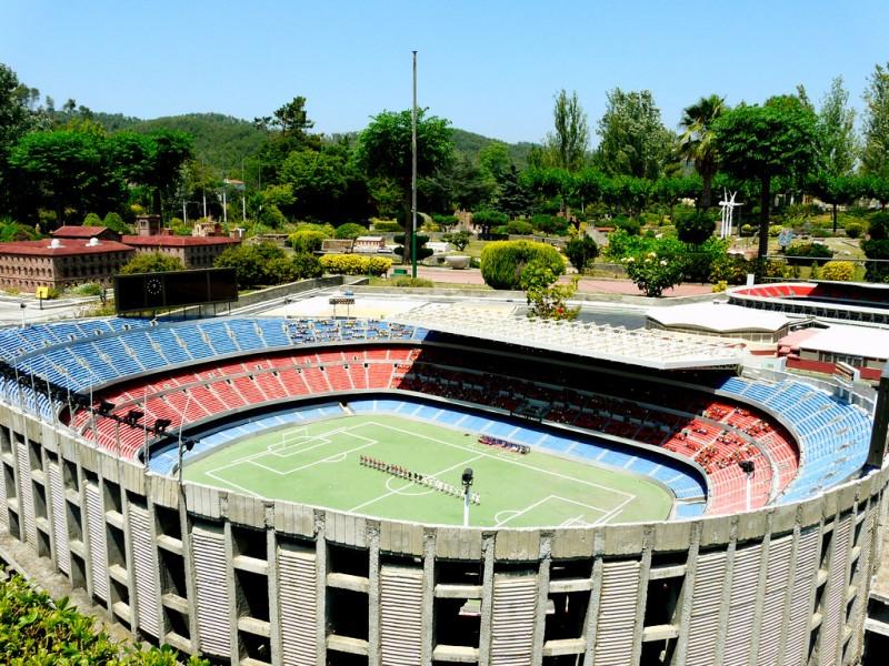 Стадион «Камп Ноу » (Camp Nou)