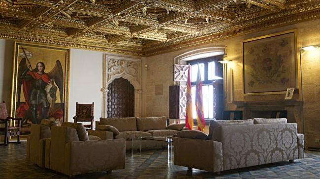 Дворец Правительства (Palacio de la Generalidad Valenciana)