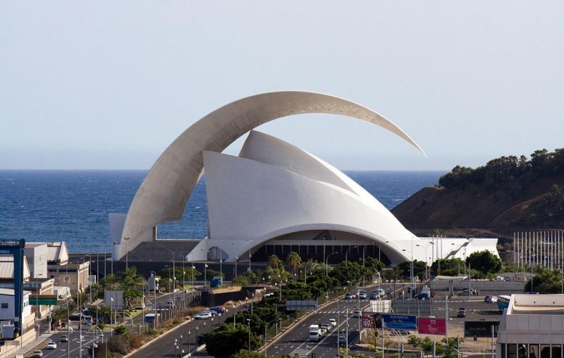Аудиторио-де-Тенерифе (Auditorio de Tenerife)