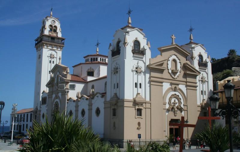 Церковь Канделярия (Basílica de la Candelaria)