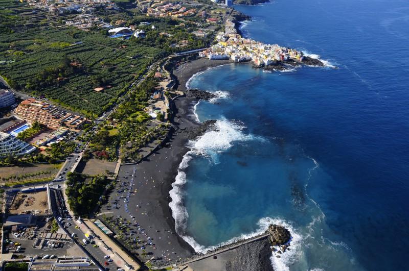 Пуэрто-де-ла-Крус (Puerto de la Cruz)