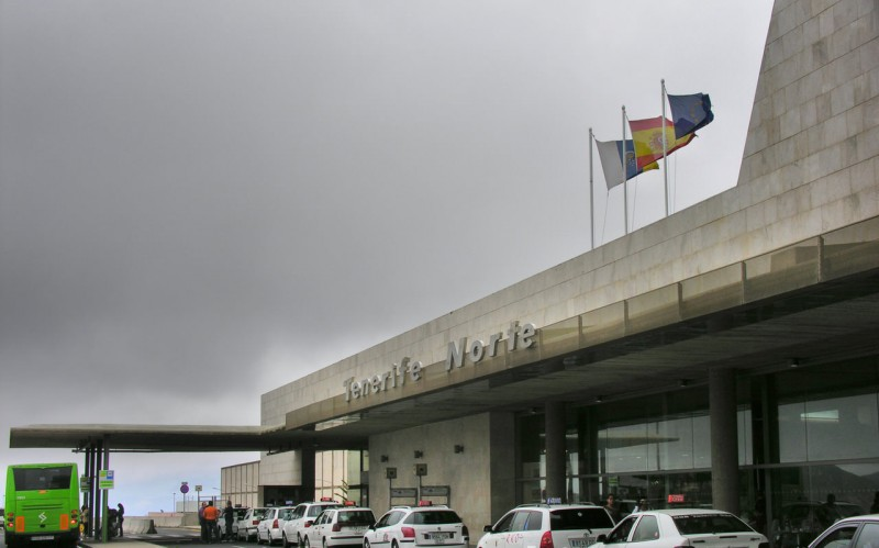 Аэропорт Тенерифе Норт