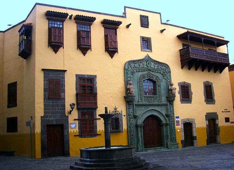 Дом Колумба (Casa de Colón)