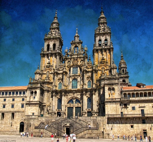 Собор Святого Иакова (Catedral de Santiago de Compostela)