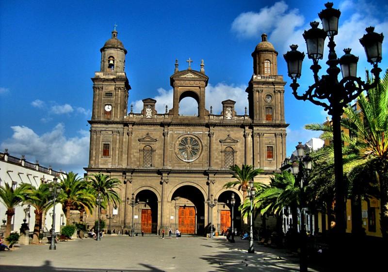 Собора святой Анны, Гран-Канария