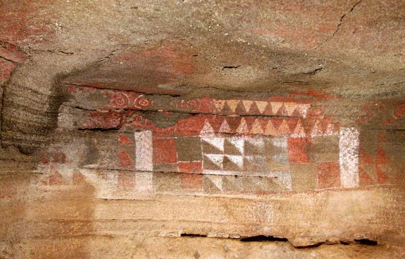Пещера Пинтада (Cueva Pintada)