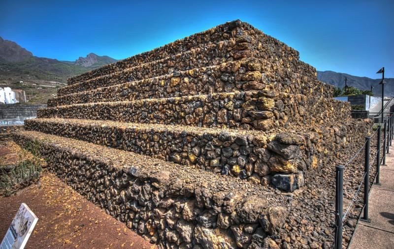 Ступенчатая пирамида Гуимар