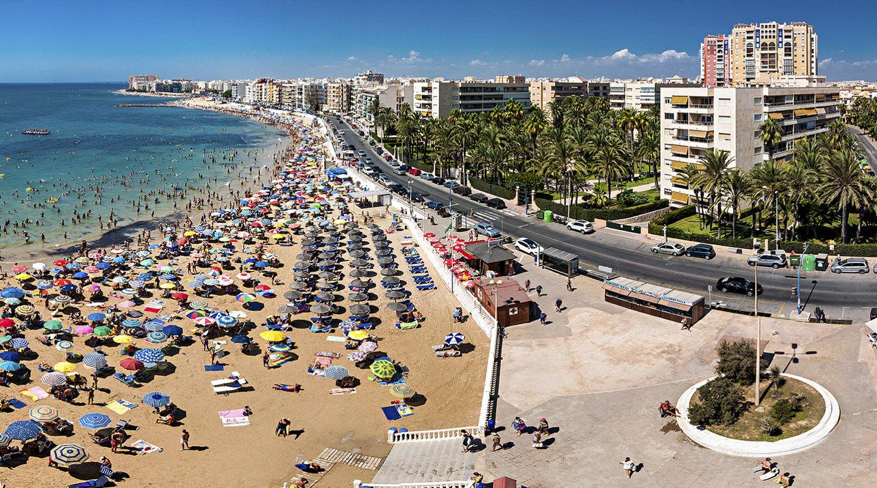 фото испании летом